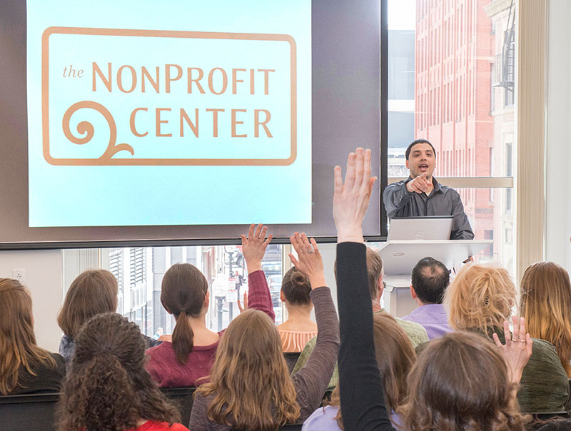 NonProfit Center Boston Splash Image